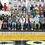 Graham students inducted into Honor Society