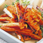 Sweet potato fries are healthy, delicious