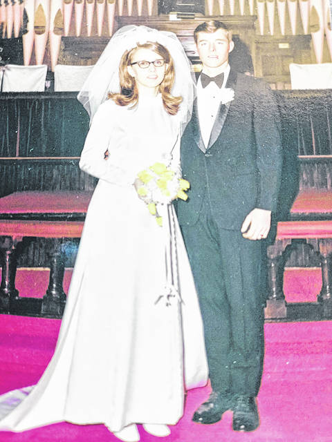 Mr. and Mrs. Dale Sloan