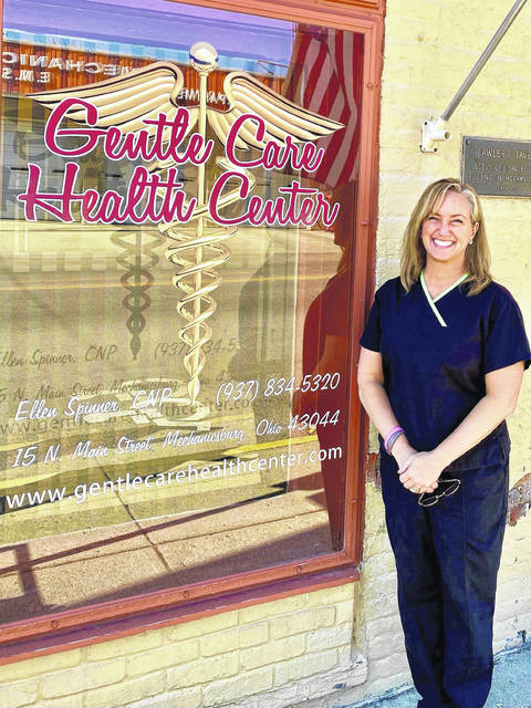 """Ellen """"Elle"""" Spinner, CNP, will join the team of providers at Madison Health this month."""
