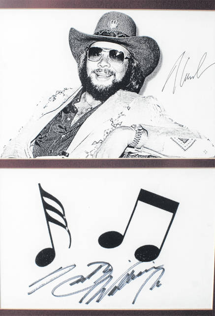 Country Music Hall of Famer Hank Williams Jr. (pictured) is one of the artists featured in this year's Bad Art by Good People fundraiser, presented by the Champaign County Arts Council. The dinner will be held on May 7.