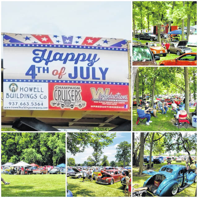 The Champaign Cruisers are looking forward to another festive Fourth of July Firecracker Car Show.