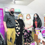 iLead donates items to Sycamore House