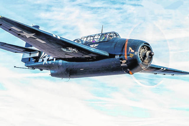 Purchase a ride in the largest and heaviest single-engine bomber of WWII.