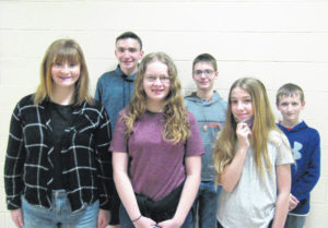 W.-S STUDENTS OF THE MONTH