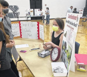 Students learn 'Real Money. Real World.'