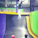 Urbana Youth Center travels to Get Air in Columbus