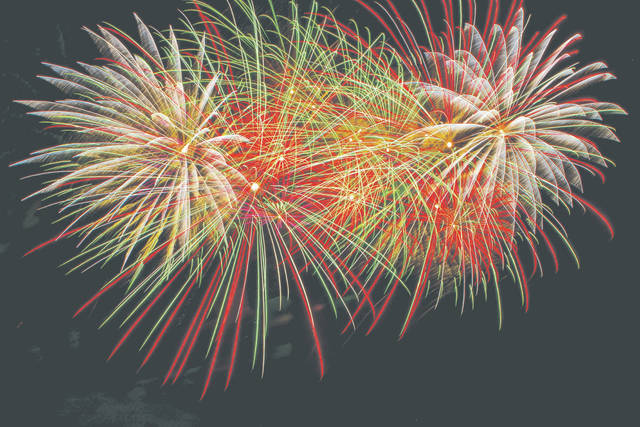Leave the fireworks to the professionals this holiday weekend. Urbana will host the annual fireworks display at Grimes Field on Sunday, July 4 at dusk.