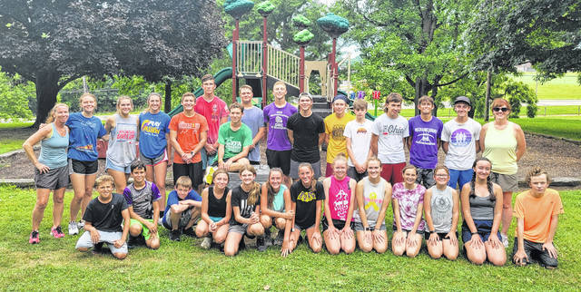 The Mechanicsburg cross country team is working with Funds2Orgs to host a shoe drive in the community.