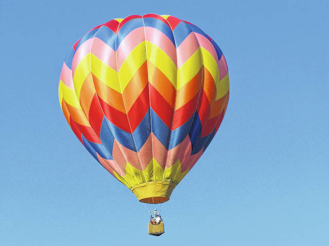 Save the date of Sept. 10-11 as the skies above Urbana will be full of color from the hot air balloons during the Champaign County Balloon Fest.