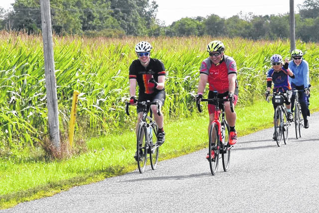 After a one-year hiatus, due to the Covid pandemic in 2020, the Simon Kenton Pathfinders (SKP) group will again hold their annual fund-raising bike tour on Sunday, September 12.
