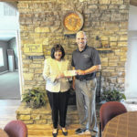 Mercy Health – Urbana Hospital receives donations from Field of Flags Tribute