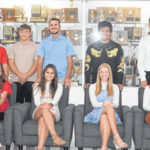 Triad chooses homecoming court