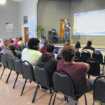 Urbana Youth Center Students take local career trip