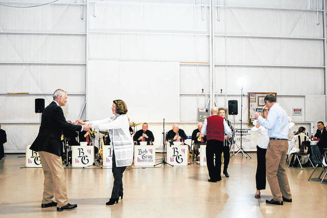 Tickets are now available for the Champaign County Arts Council's Veterans Day Dinner Dance being held at the VFW hall on Saturday, November 13.