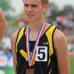 Eagles Martin & Johnson win medals at OHSAA meet