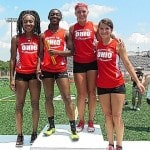 Slone helps Team Ohio win Midwest Meet of Champions