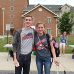 Shawk and Wallis take part in HOBY
