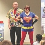 Library heroes