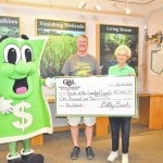 Billy Buck helps park district