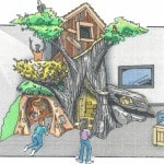 Treehouse project moves forward
