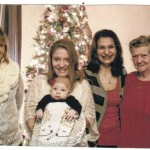 Five generations of the Griffsin family