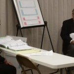 Board says no to electric rate ballot issue