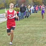 Mount Gilead cross country squads take second place in Blue Division championships