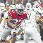 Ohio State-Indiana position by position match-ups