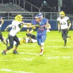 Highland defense, running game lead way to 35-7 win over Northmor