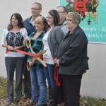 New business has ribbon-cutting ceremony