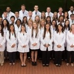 Bucyrus native takes part in University of Findlay's White Coat Ceremony