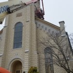 Exterior work done at Peace Lutheran Church in Galion