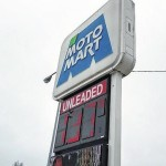 Gas for 99 cents a gallon?