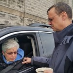 Galion church offers worshipers ashes in a hurry on Ash Wednesday
