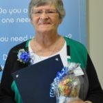 Galion's Barbara Abraham honored for volunteer work