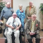 """Crawford County Council on Aging inducts five into """"Golden Years Hall of Fame"""""""