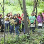 Area students take part in forestry competition