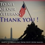 Remember to honor our veterans