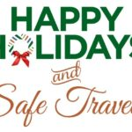 Be wary if traveling during the holidays