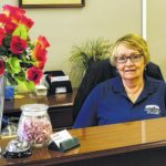 Three bosses, 25 years later … Judy Dyer's part-time job is ending