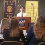 Bucyrus students do well in Rotary speech competition