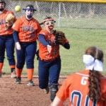Gallery: Wynford at Galion BB, SB scrimmages 3/22/17. Photos by Don Tudor