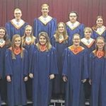 GHS choir members shine at district competition