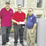 $25,000 Timken donation helps Veterans Hall of Fame monument fund