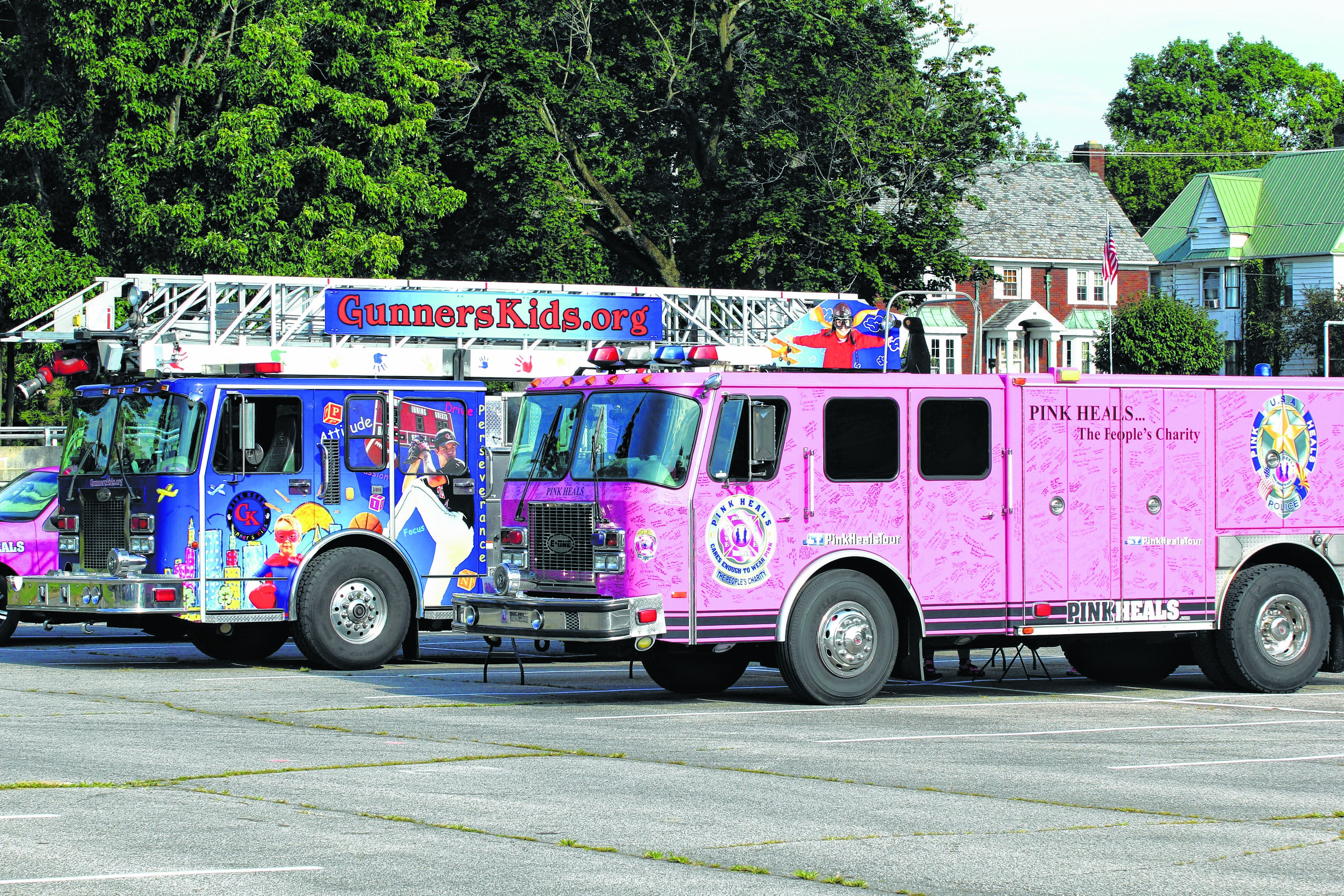 Gallery: Pink Heals foundation visit to Galion  Photos by