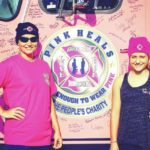 Pink Heals comes to Galion to share its message
