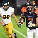 Tigers win battle of ground attacks vs. River Valley