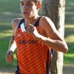 Crawford dominates at county cross country meet