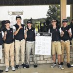 Tigers golf squad caps perfect season